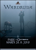 Wardruna @ Paris