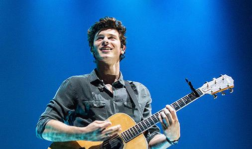 Shawn Mendes @ Montreal