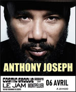 Anthony Joseph @ Montpellier