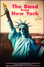 The Band From New York @ Allonnes
