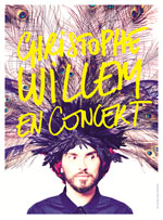 Christophe Willem @ Aurillac