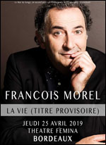 Francois Morel @ Bordeaux