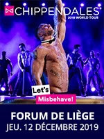 Chippendales @ Liege