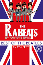 The Rabeats-hommage Aux Beatles @ Le Grand Quevilly