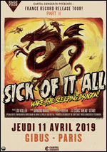 Sick Of It All @ Paris