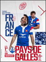 France / Pays De Galles @ St Denis