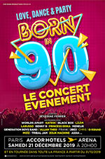 Born In 90 @ Amiens