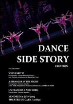 Dance Side Story @ Caen