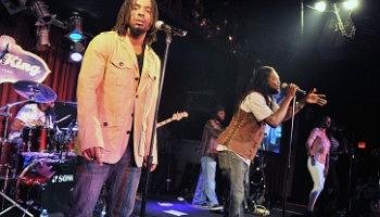 The Wailers @ Kansas City