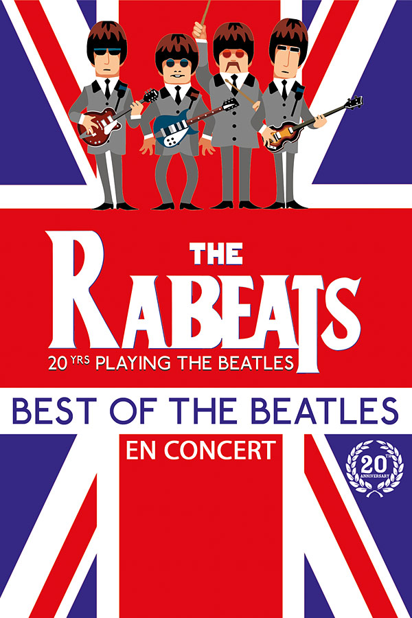 The Rabeats-hommage Aux Beatles @ Le Mans
