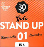 Gala Stand Up @ Montreux