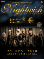 Nightwish @ Paris