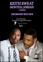 Keith Sweat + Montell Jordan @ Paris